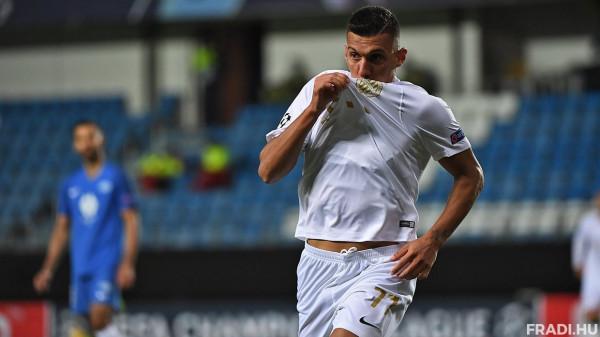 Uzuni me gol, shpëton skuadrën nga humbja