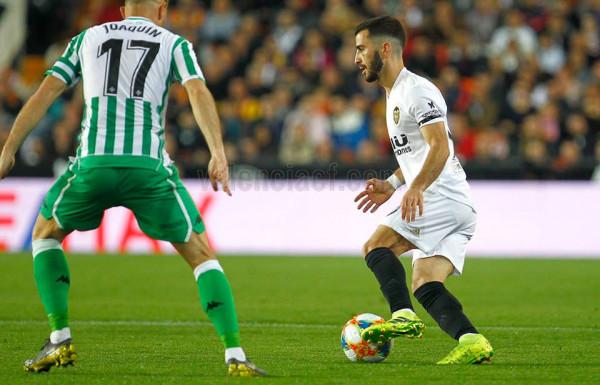Prishet ëndrra, Valencia në finale