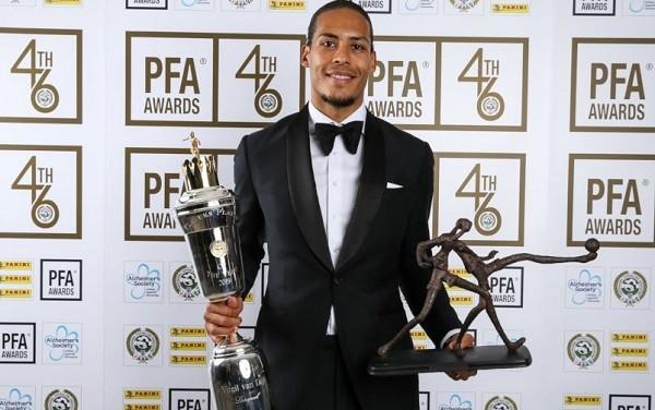 VVD futbollisti i sezonit në Premier Ligë