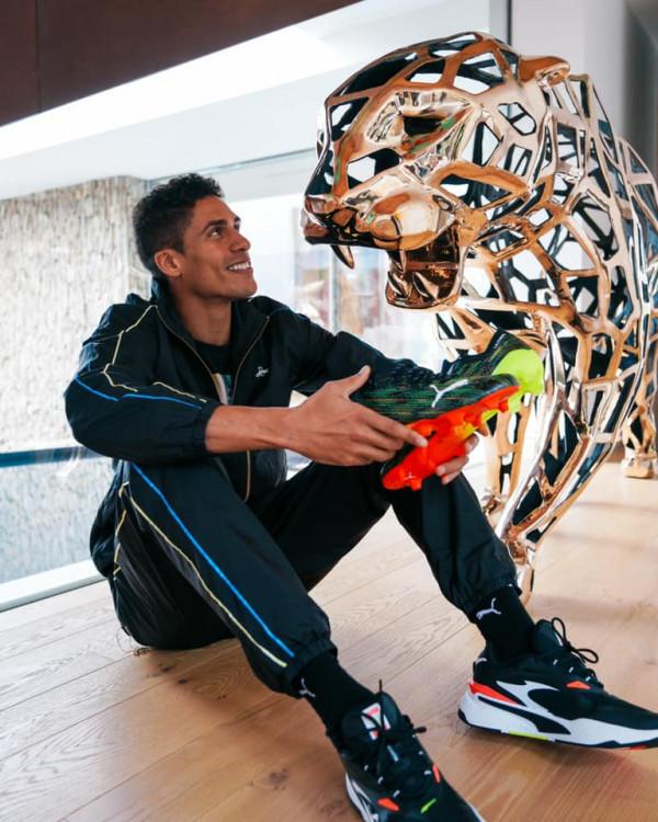 """Varane kalon nga """"Nike"""" në """"Puma"""""""