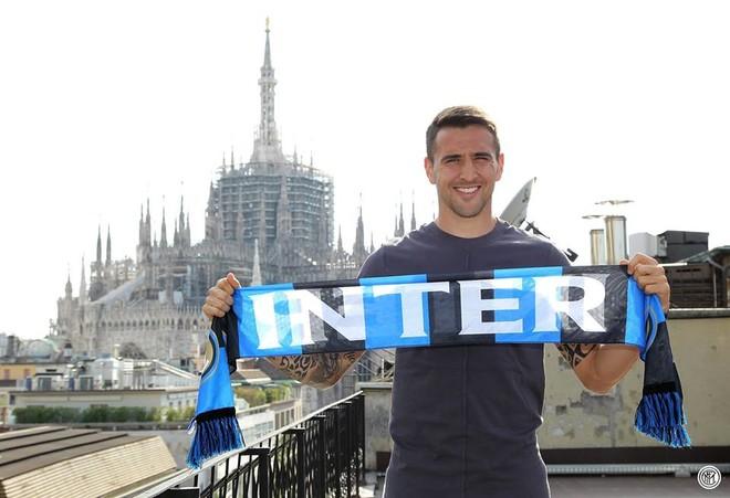 Vecino, lojtar i ri i Interit