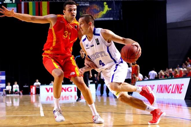 Fati në duart tona, Estonia mposht Maqedoninë