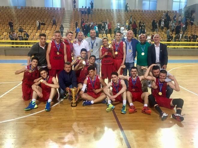 Vëllaznimi kampion i Kosovës në kategorinë juniore