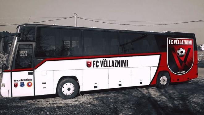 """Vëllaznimi me 10 autobusë në """"Fadil Vokrri"""""""