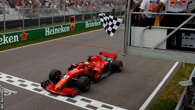 Vettel në krye