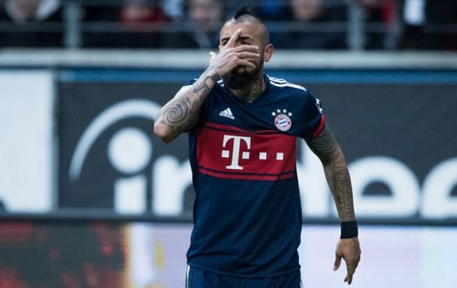 Përsëri Vidal, Bayerni forcon kreun