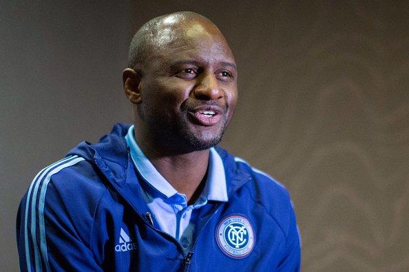Vieira trajner në elitën franceze