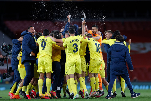 Barazim në Londër, Villarreali në finale!