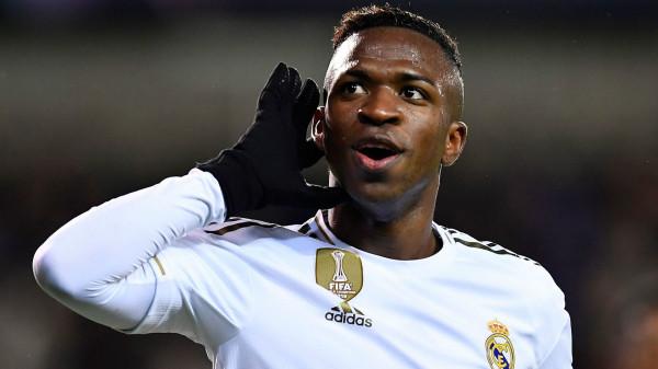 Vinicius, lojtari i javës në Champions
