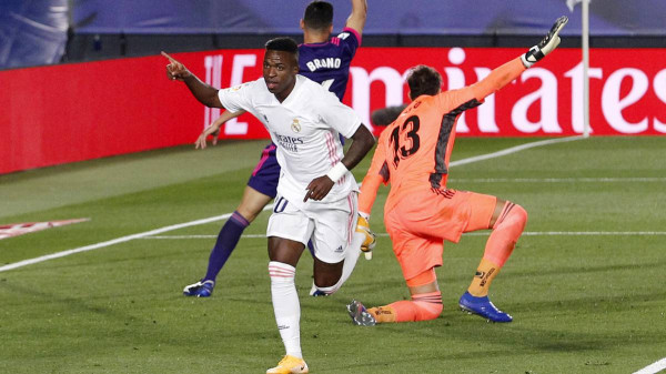Real Madrid – Valladolid, formacionet zyrtare