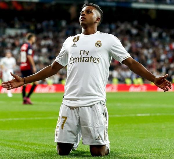 Brazilianët bëjnë Real Madridin lider