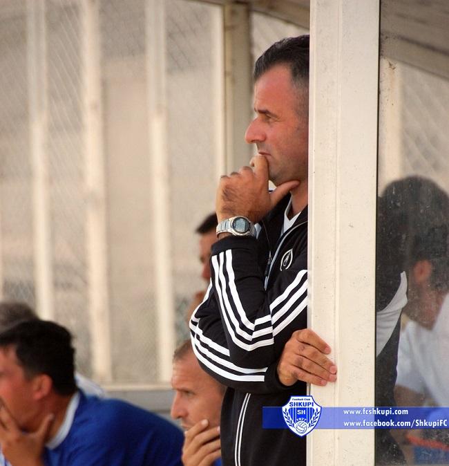 Visar Ganiu, ndihmës-trajner i Maqedonisë