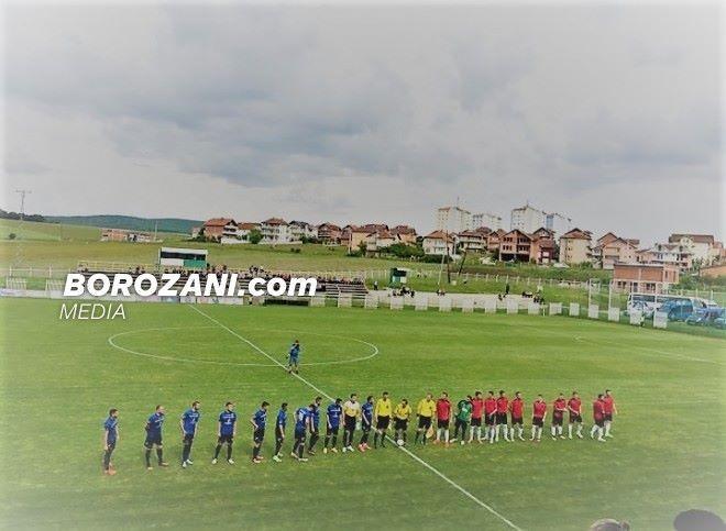 Formacionet zyrtare: Vushtrria - Drenica