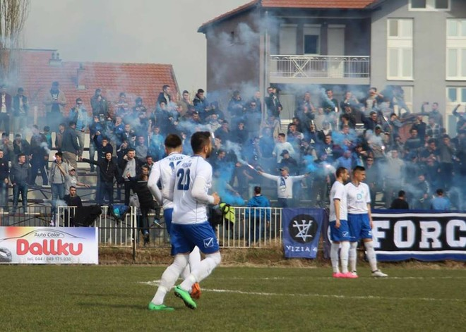 Eliminon Gjilanin, Vushtrria në gjysmëfinale