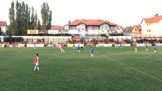 Prishtina vs. Vushtrria, formacionet startuese