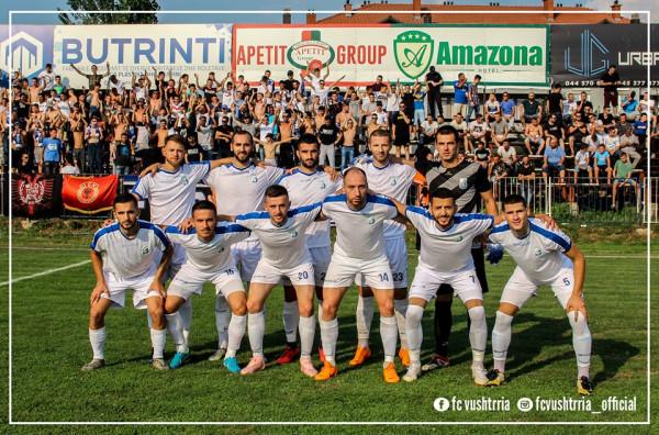 Italiani debuton me fitore, Vushtrria ia bën sefte në Superligë