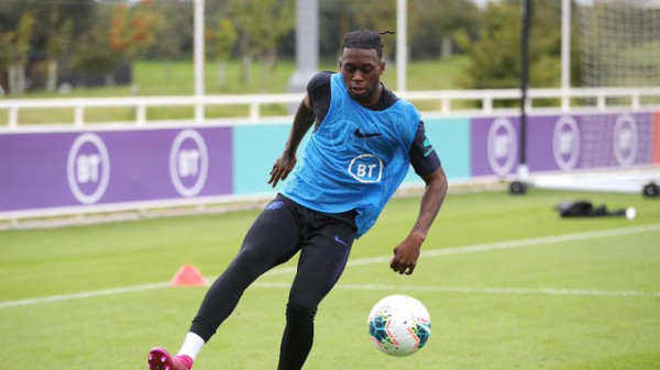 Wan-Bissaka s'debuton ndaj Kosovës