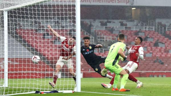 Arsenal deklasohet nga Aston Villa në Emirates