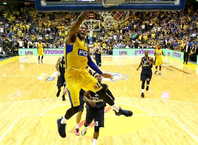 Maccabi ia shkakton humbjen e tretë Fenerit