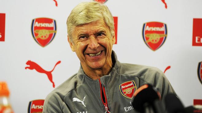 Wenger: Stinorin tjetër, Arsenali në garë për titull