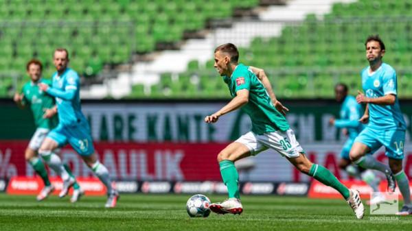 S'ka pikë pa Rashicën, Werderi rrezikon edhe më shumë rënien
