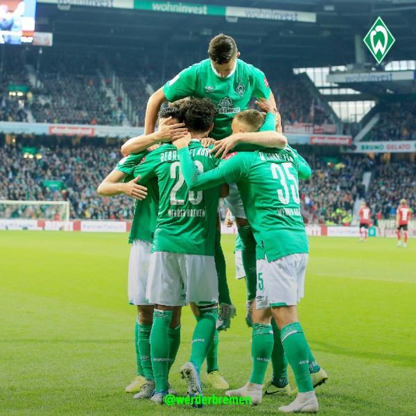 Dy ndërrime në 11-shen e Werderit për sot