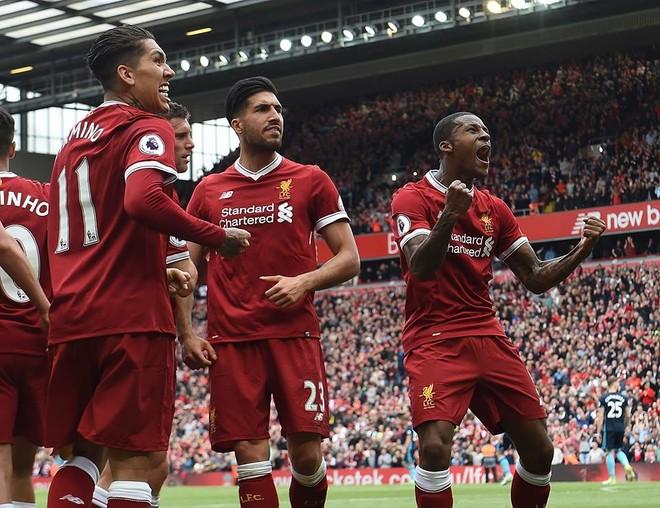 Liverpool kap trenin e fundit për Ligë të Kampionëve