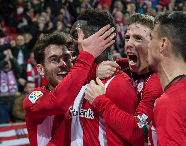 Bilbao falë Williamsit, ngritet