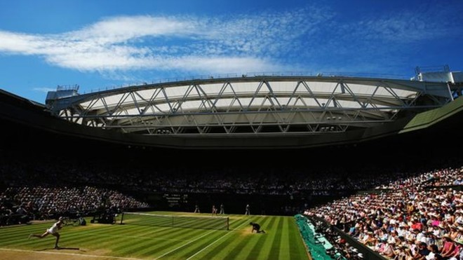 Wimbledon 2019 - Parashikim