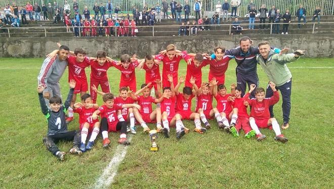 Winner Prizren U13, kampion rajonal
