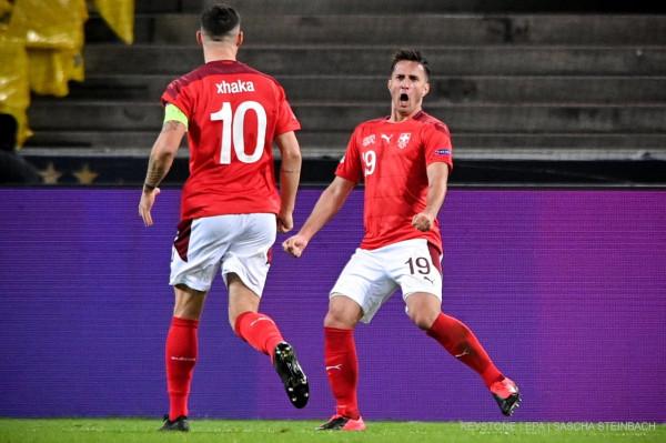 UEFA i jep fitoren Zvicrës në tavolinë dhe mbijetesën në Ligën A!