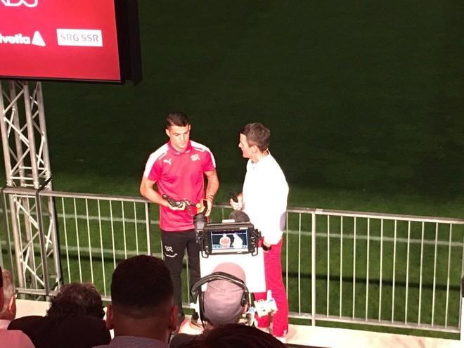 Granit Xhaka, futbollisti zvicran i vitit