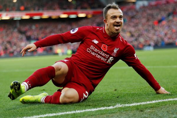 Liverpool pajtohet, Shaqiri drejt Lyonit