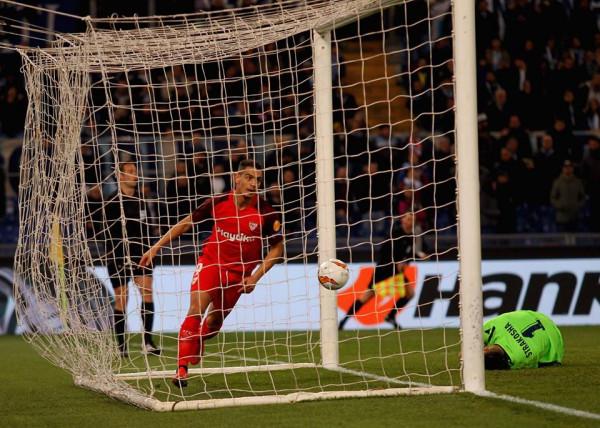 Sevilla pushton Romën