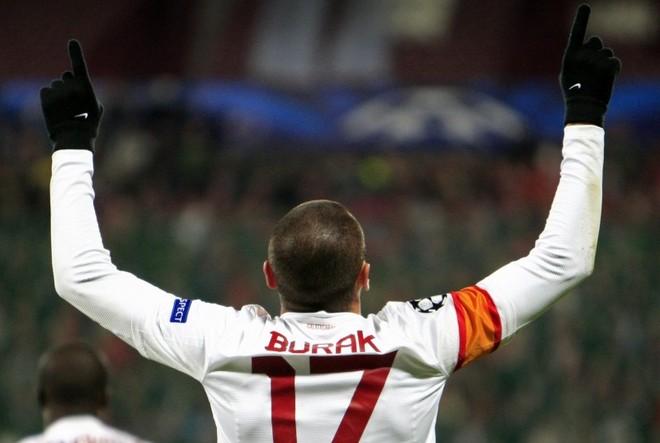 Burak lë Kinën, i kthehet Trabzonit