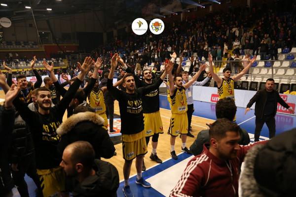 Radovic me Yllin bën mrekullinë, eliminon dy kampionët e fundit të Kosovës, arrin finalen