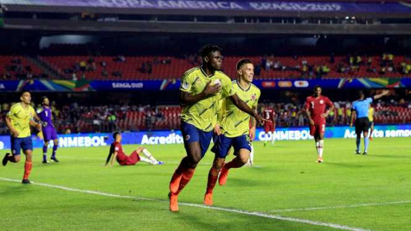 Duvan Zapata kualifikon tutje Kolumbinë