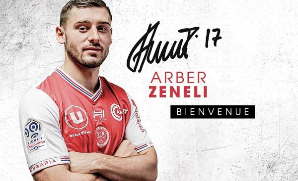 Arbër Zeneli zyrtarizohet në Ligue 1