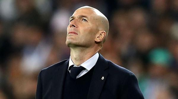 Probleme te Reali, Zidane fton 5 lojtarë nga Castilla