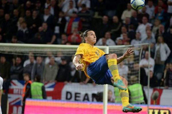 6-vjetori i 'atij golit' të Zlatan Ibrahimovic