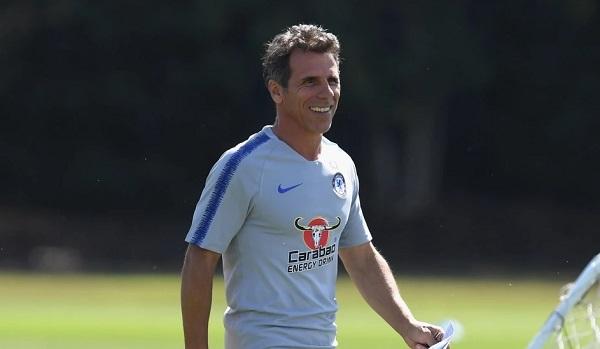 Zola në Chelsea