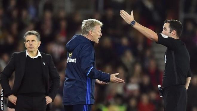 Mourinho dhe Moyes në disciplinore