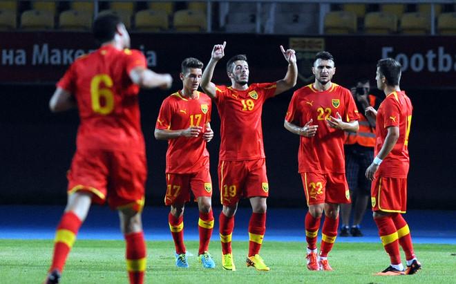 Maqedonia fton 5 shqiptarë për dy ndeshjet e radhës