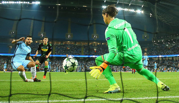 Formacionet zyrtare: Borussia M'Gladbach - Man City