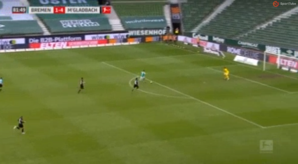 Rashica futet në pjesën e dytë dhe shënon për Werderin (Video)