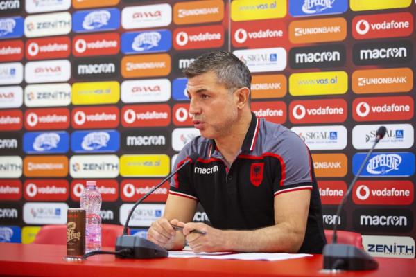 Shqipëria U21 publikon listën për ndeshjet e qershorit