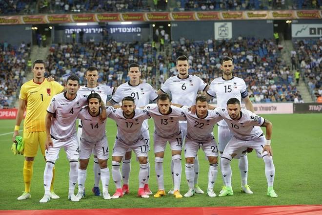 Super Shqipëri, kthen vendin e tretë me fitore në Izrael