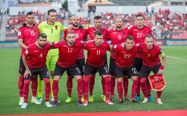 Maqedoni vs. Shqipëri, publikohen formacionet