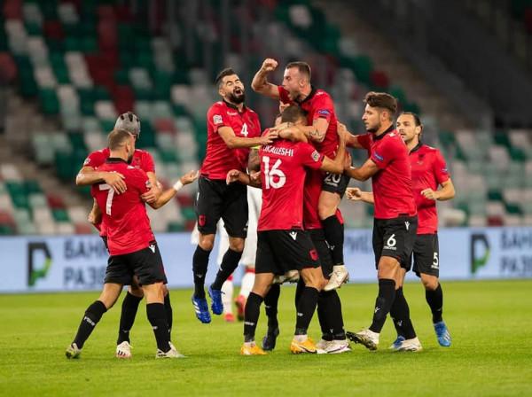Shqipëria kërkon që ndeshja me Anglinë të luhet me shikues