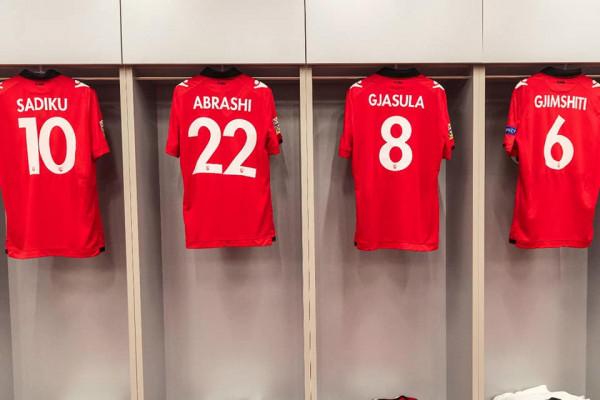 11-shet zyrtare: Shqipëria-Lituania